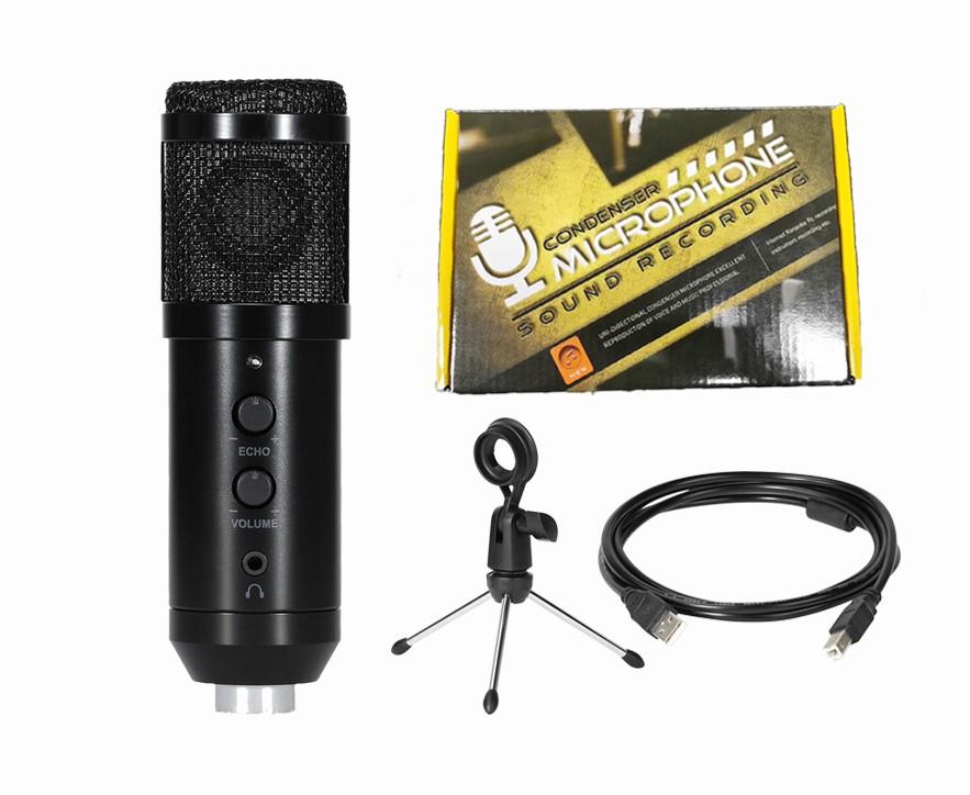 Поступление на склад USB микрофонов Forte CM-4U