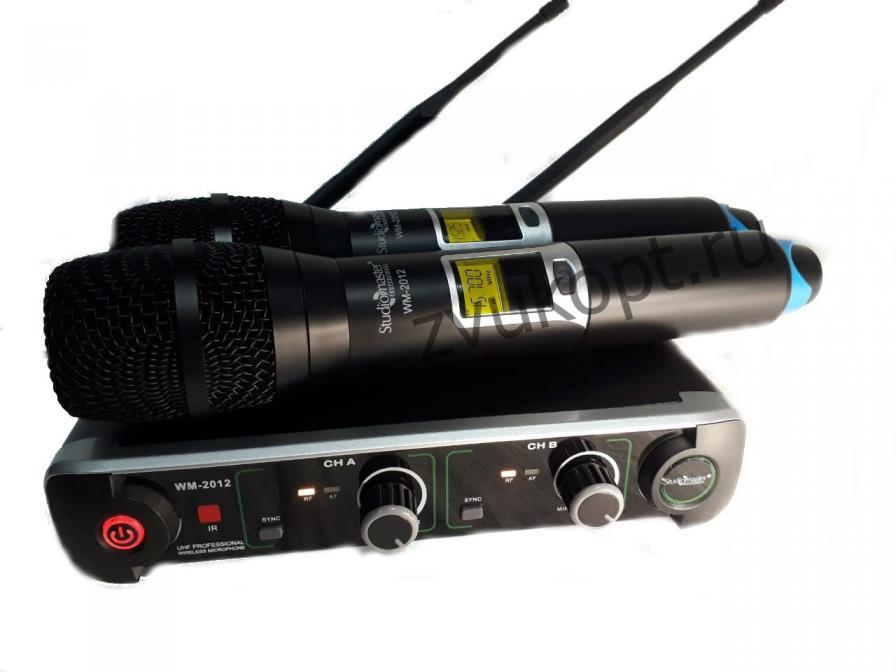 Новые модели радиосистем Studiomaster