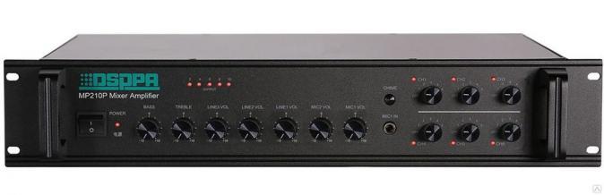 DSPPA MP-210P