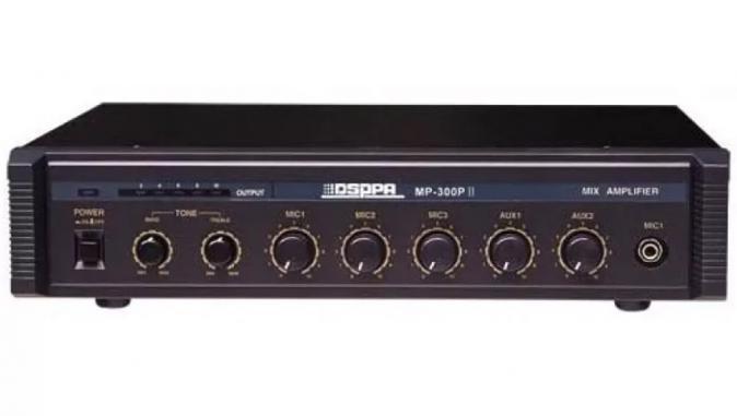 DSPPA MP-300P