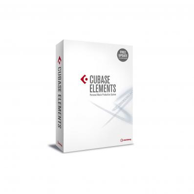 STEINBERG Cubase Elements Retail