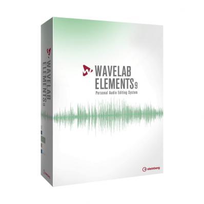 STEINBERG WaveLab Elements 9 Retail