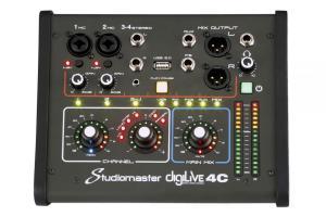 Studiomaster Digilive 4CH