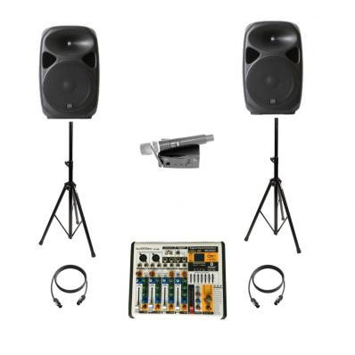 Karaoke Set Mic 600
