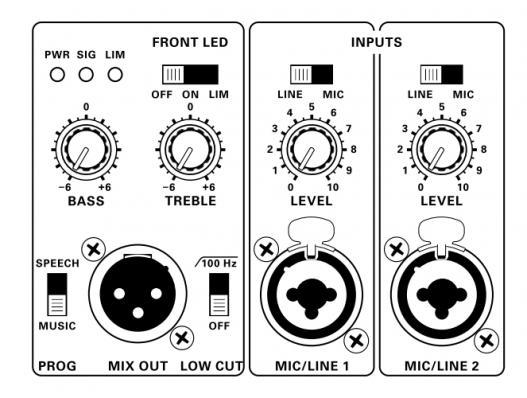 Turbosound M10