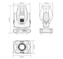 Anzhee PRO H150Z-BSW