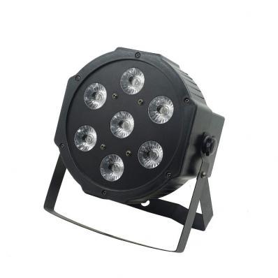 PROCBET PAR LED 7-15 RGBWA+UV PL