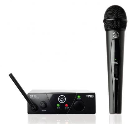AKG WMS40 Mini Vocal Set Band US45
