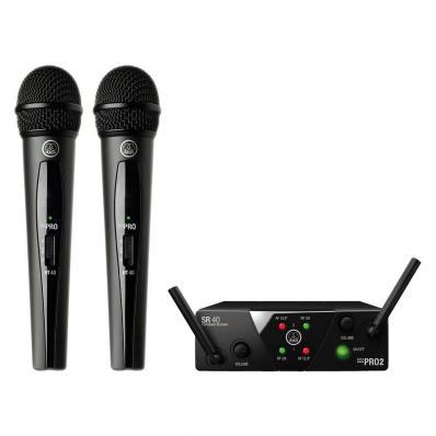 AKG WMS40 Mini Vocal Set BD US25