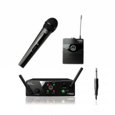 AKG WMS40 Mini2 Mix Set BD US45A/C