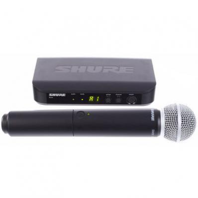 SHURE BLX24E/SM58 M17