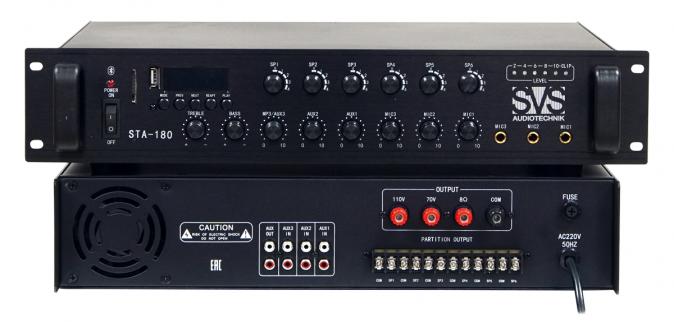 SVS Audiotechnik STA-180