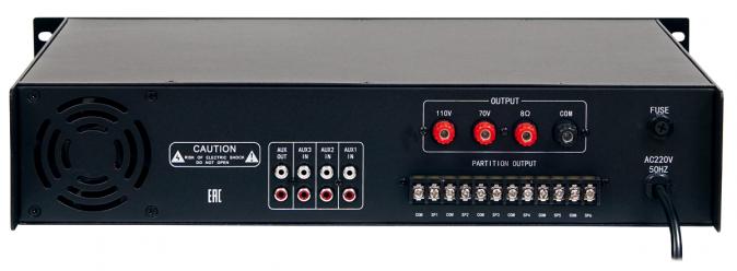 SVS Audiotechnik STA-650