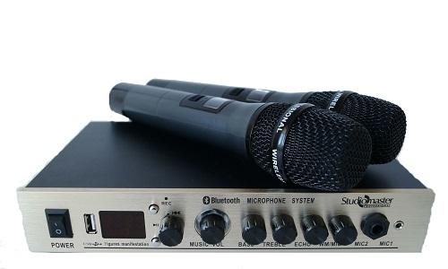 Комплект звукового оборудования для домашнего караоке