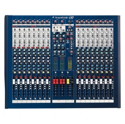 SOUNDCRAFT LX7ii-16