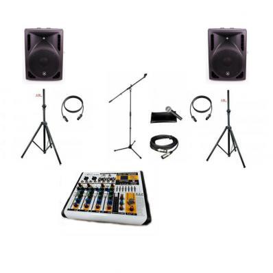 Комплект звукового оборудования для репетиций
