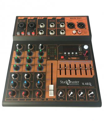 Studiomaster V.4EQ