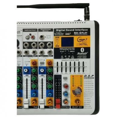Studiomaster VP.8W-USB