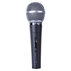 DM-302 Микрофон динамический для вокалистов проводной Leem