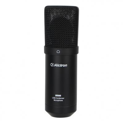 UM900 Микрофон USB студийный, конденсаторный, Alctron