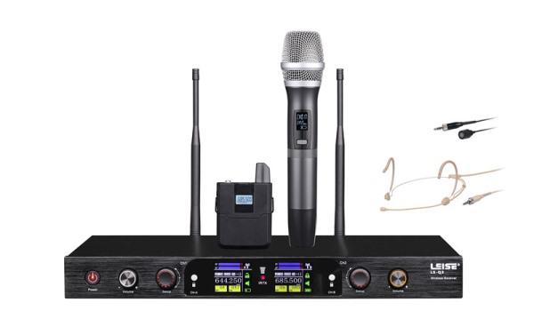 LS-Q3-MH Радиосистема с ручным и головным передатчиком, LAudio