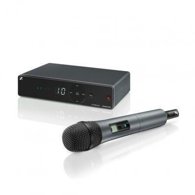 507109  XSW 1-825-B Вокальная радиосистема с динам. микроф. E825 (614-638 MHz), Sennheiser