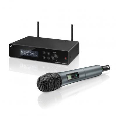 507144 XSW 2-835-B - вокальная радиосистема с динам. микроф. E835 (614-634 MHz), Sennheiser