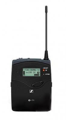 507586 SK 100 G4-A Поясной передатчик для радиосистем, Sennheiser
