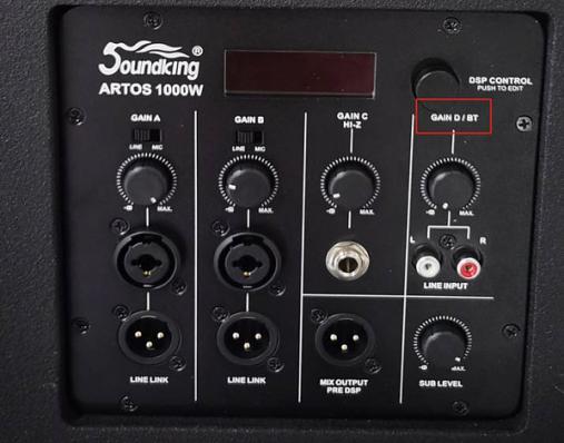 Soundking ARTOS-100